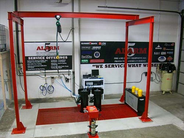 5 Alarm Fire and Safety Equipment, LLC., Delafield, Wisconsin, USA