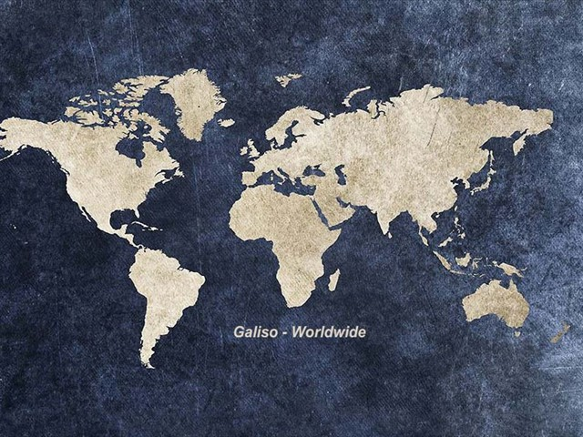 Galiso Staff & Products Around the World