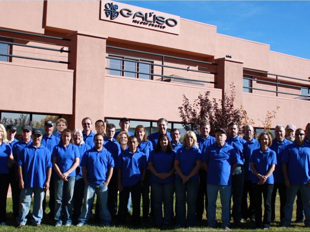 The Galiso Team on the occasion of Galiso's 50th Anniversary!